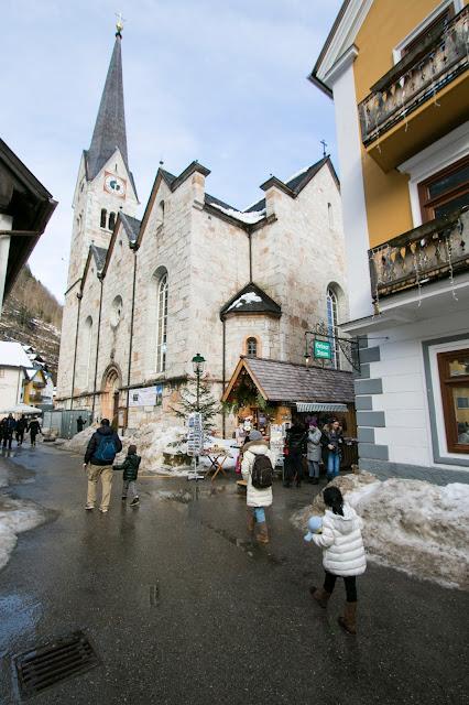 Chiesa-Hallstatt