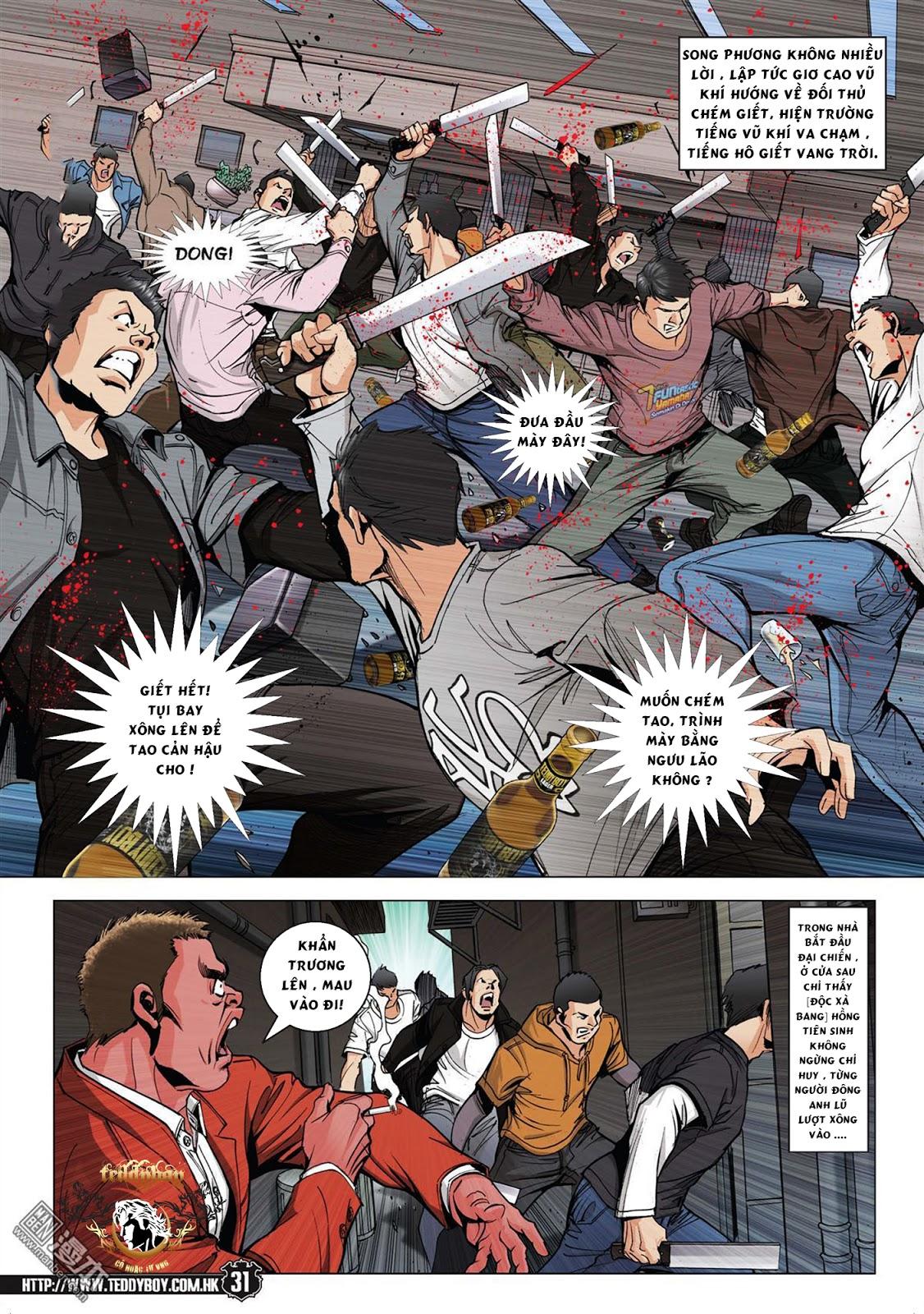 Người Trong Giang Hồ RAW Chương 1990 - NhoTruyen.Net
