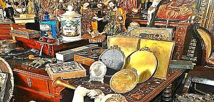 porque se coleccionan antiguedades originales