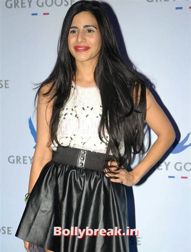 Soniya Mehra, Bollywood Celebs Sizzle at Grey Goose Style Du Jour 2013