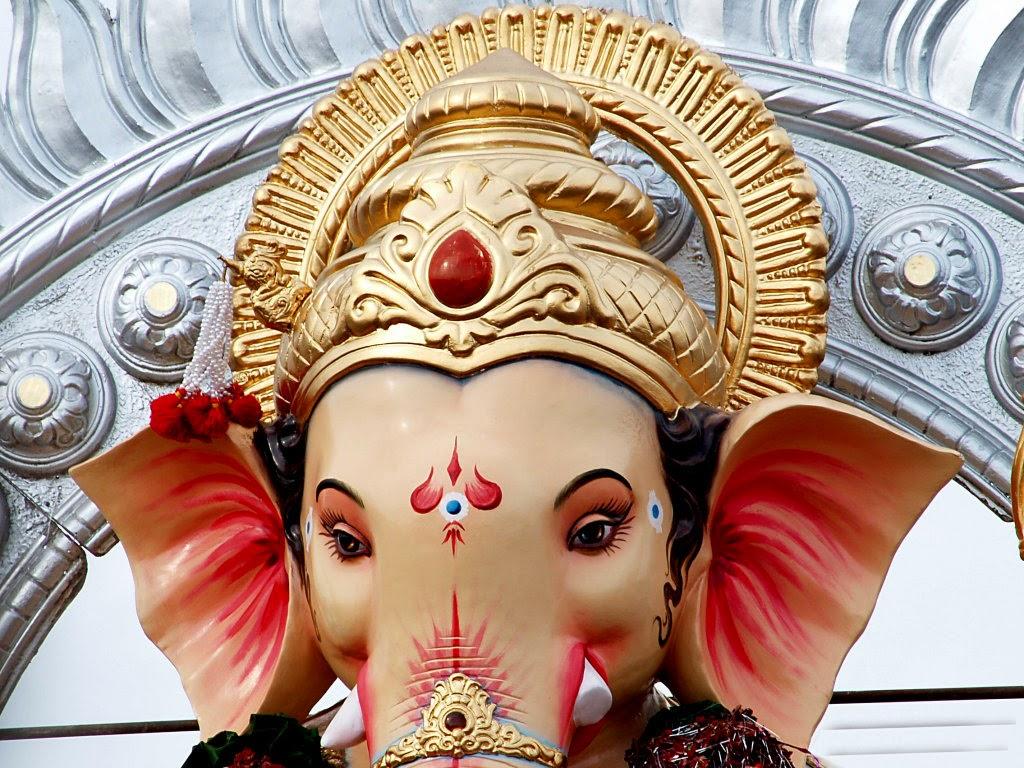Latest lord ganesh hd wallpapers gods paradise - Shri ganesh hd photo ...