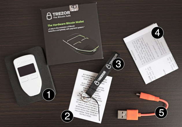 Unboxing Wallet Trezor Indonesia
