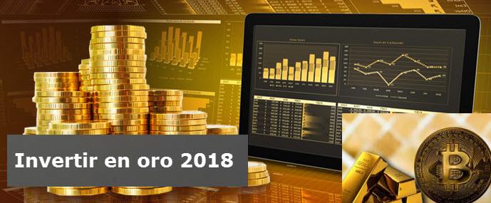¿Por qué invertir en oro en 2018?