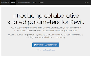 Collaborative Effort to Build Standard Shared Parameters for Revit