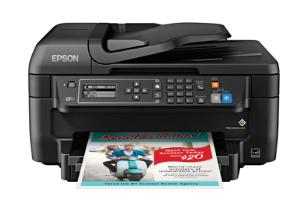 Epson WorkForce WF-2750 Printer Driver Downloads & Software for Windows