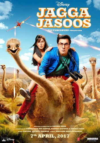 Jagga Jasoos 2017 Hindi 720p DVDScr 1.1GB