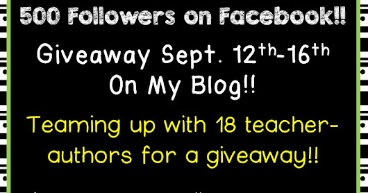 Who Loves Milestones and Giveaways?