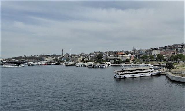 terminal traghetti di eminonu