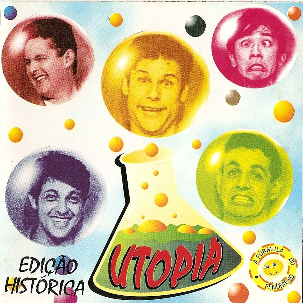 Utopia - A Fórmula do Fenômeno [1992]