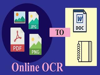 موقع onlineocr استخراج نص مكتوب على صورة بسهولة بدون برامج online