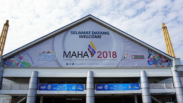 MAHA 2018 : Tarikan Kampung Pulau Pisang Oleh MADA