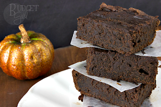Pumpkin Brownies #brownierecipewithpumpkin