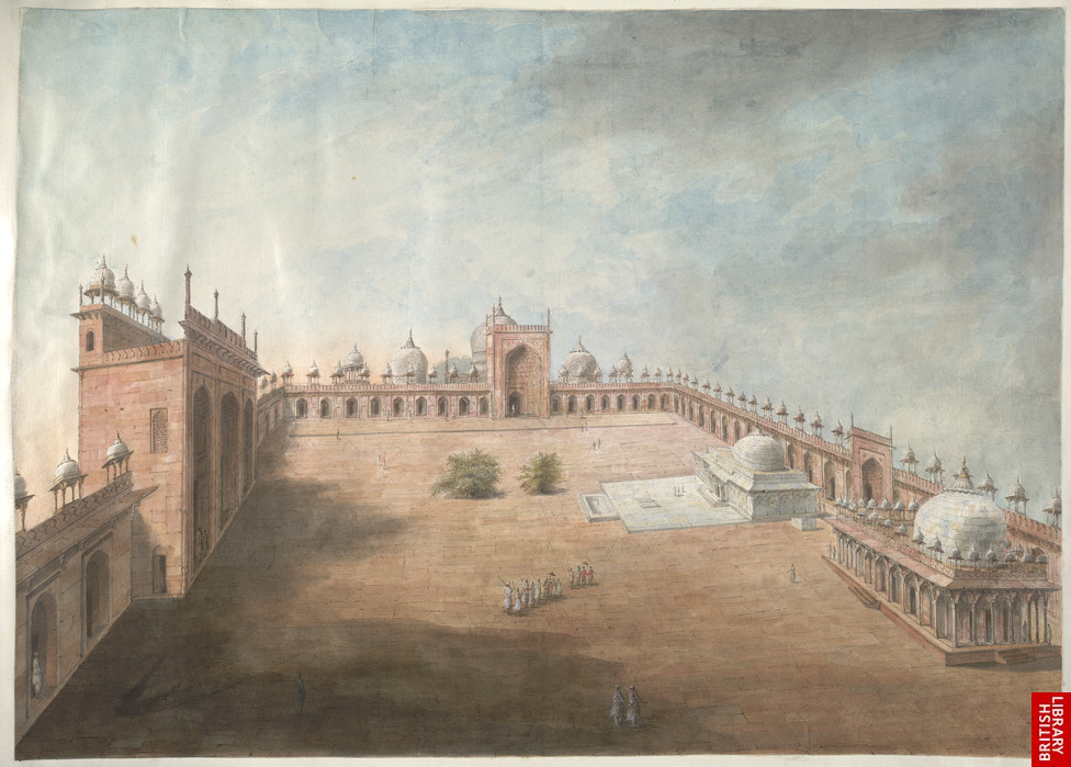 Discovering Mughal, Rajput & Mauryan History: Special Anniversary Post | Archival snippets of Prince of Wales' Visit to Fatehpur Sikri in 1906 | Tributes to Akbar and Fatehpur Sikri | Mariam-Uz-Zamani's Twins'