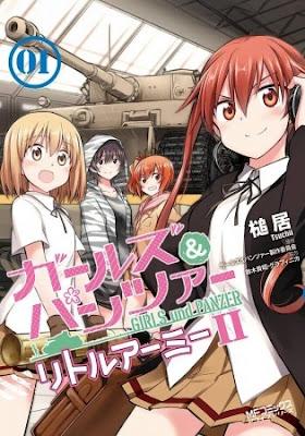 Girls und Panzer: Little Army de Tsuchii