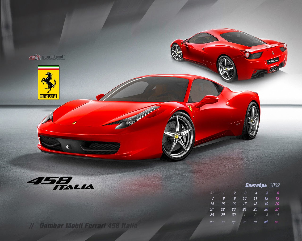 Gambar Mobil Ferrari Worlds Automotive Cars