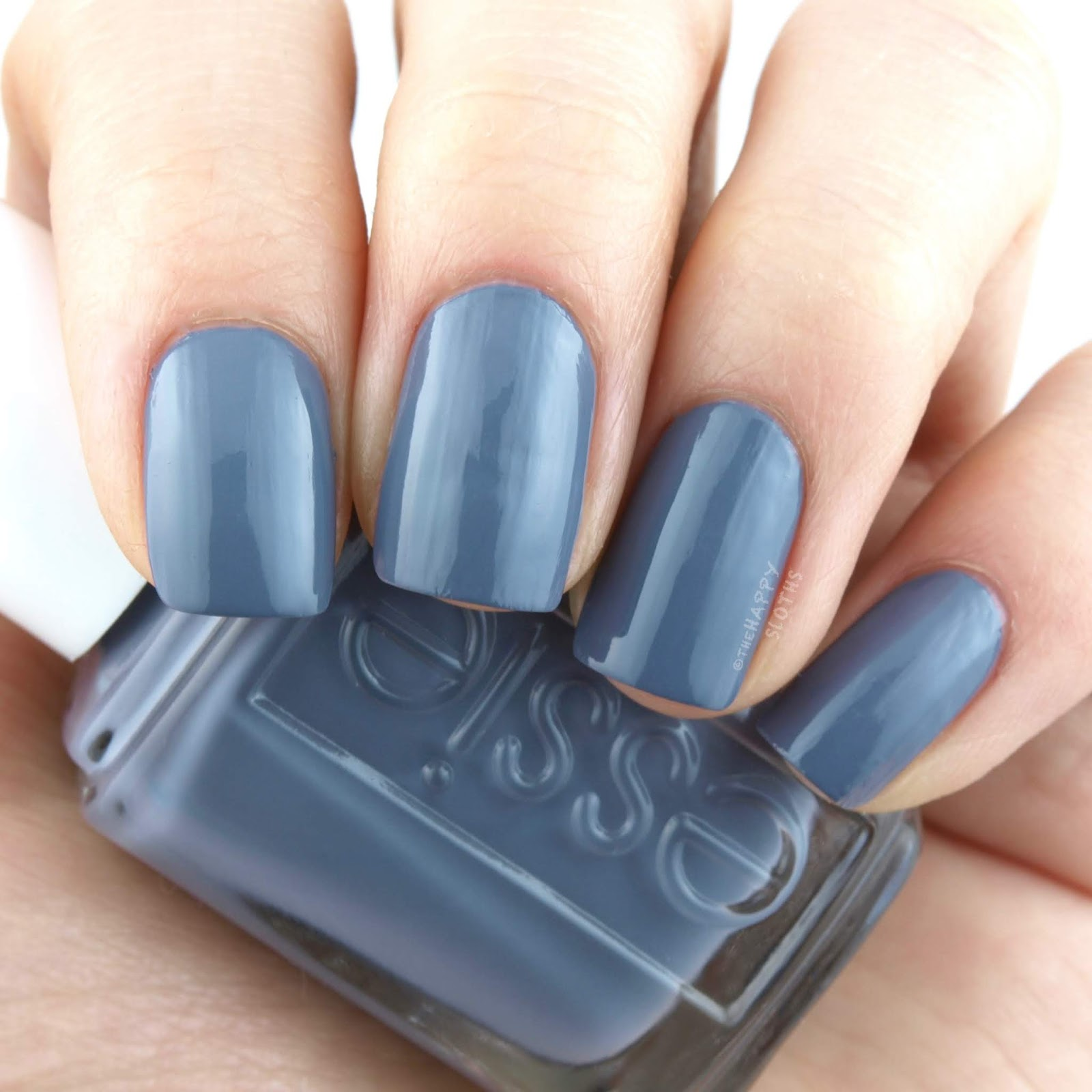 Essie 2019 Serene Slate Collection | Toned Down: Review and Swatches
