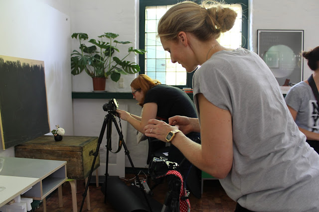 Oppa Franz Duisburg Foto Workshop Berit