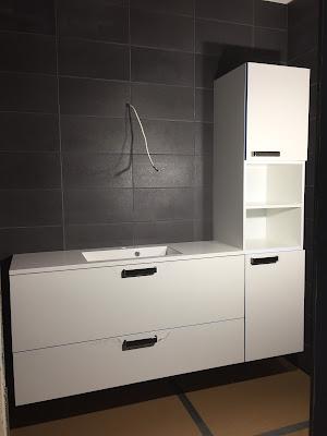 mustavalkoinen wc, musta-valkoinen vessa, Wc kalusteet, mustavalkoinen vessa, Puustelli wc kalusteet, wc:n kalusteet, valkoiset wc kalusteet