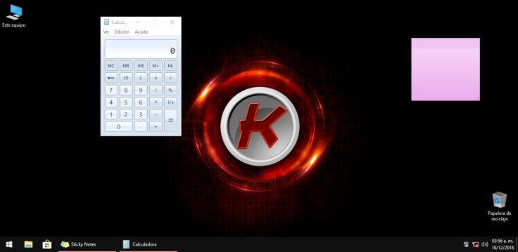 Windows 10 Red King El rey Windows