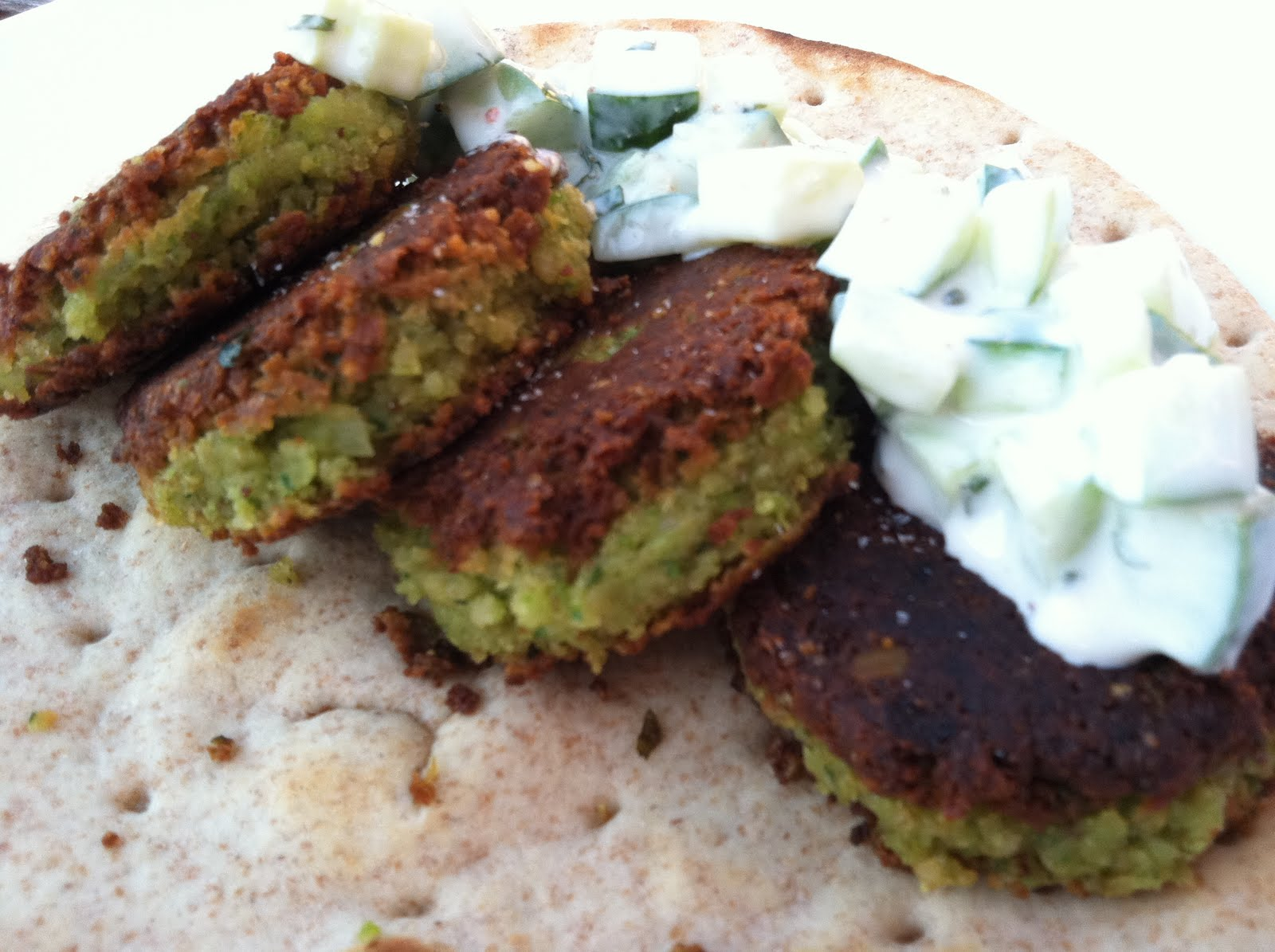 Whole Foods Falafel Frozen