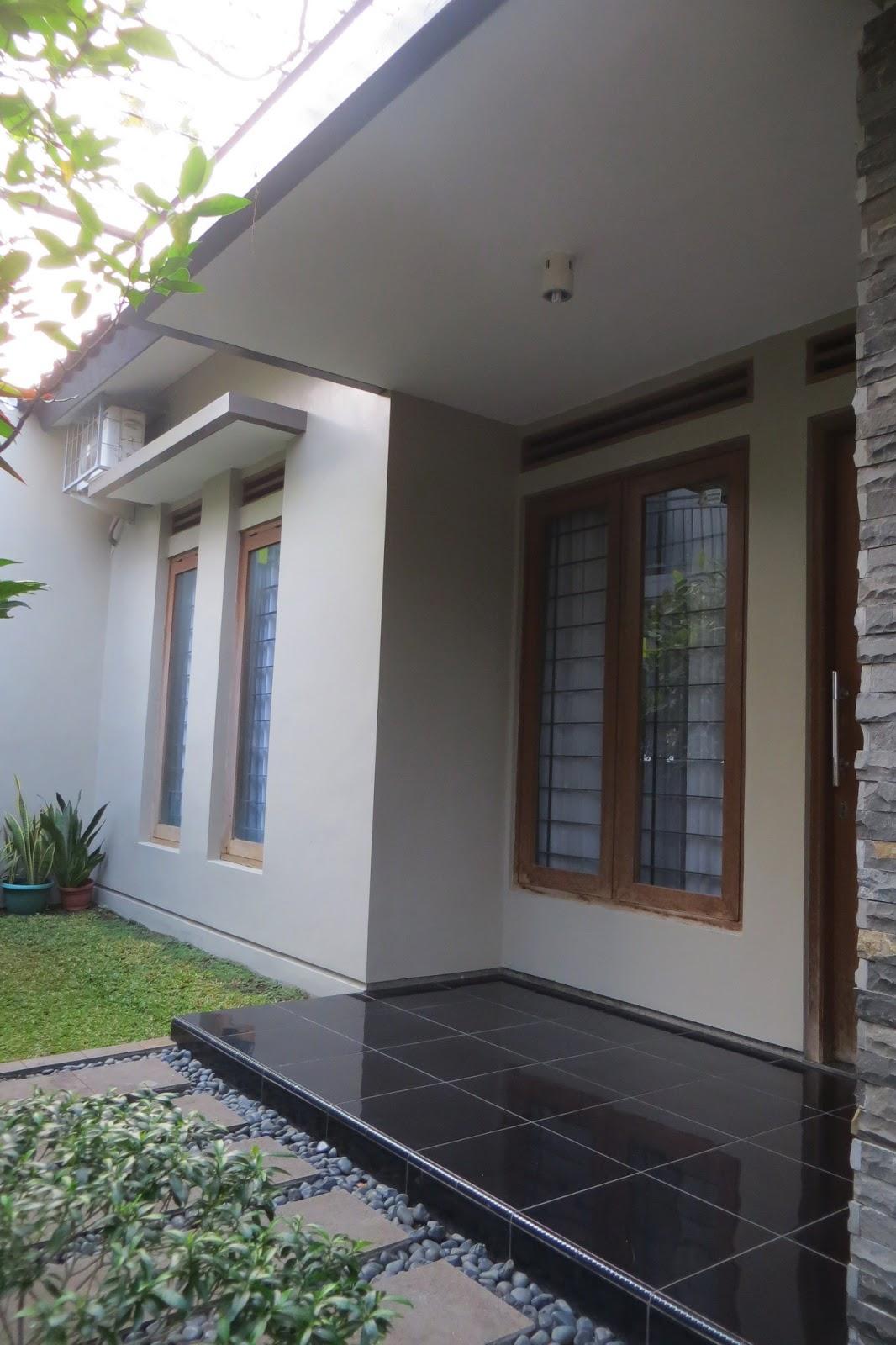 Gambar Teras Rumah Dan Taman Desain Rumah