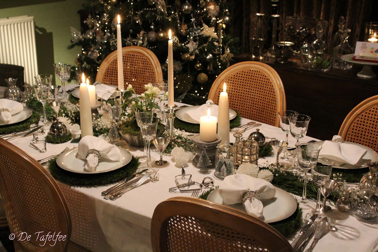 De tafelfee tafelen in landelijke stijl