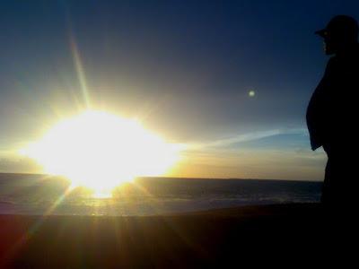 Senja Yang Indah