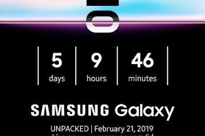 Dapatkan Samsung S 10 Gratis Pada Samsung Galaxy unpacked 2019