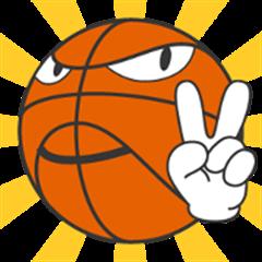 Cheeky basketball