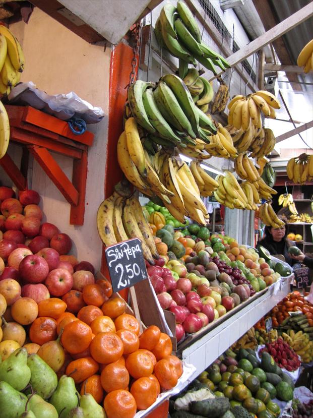Mercado de la Magdalena en Lima Gastronomía peruana