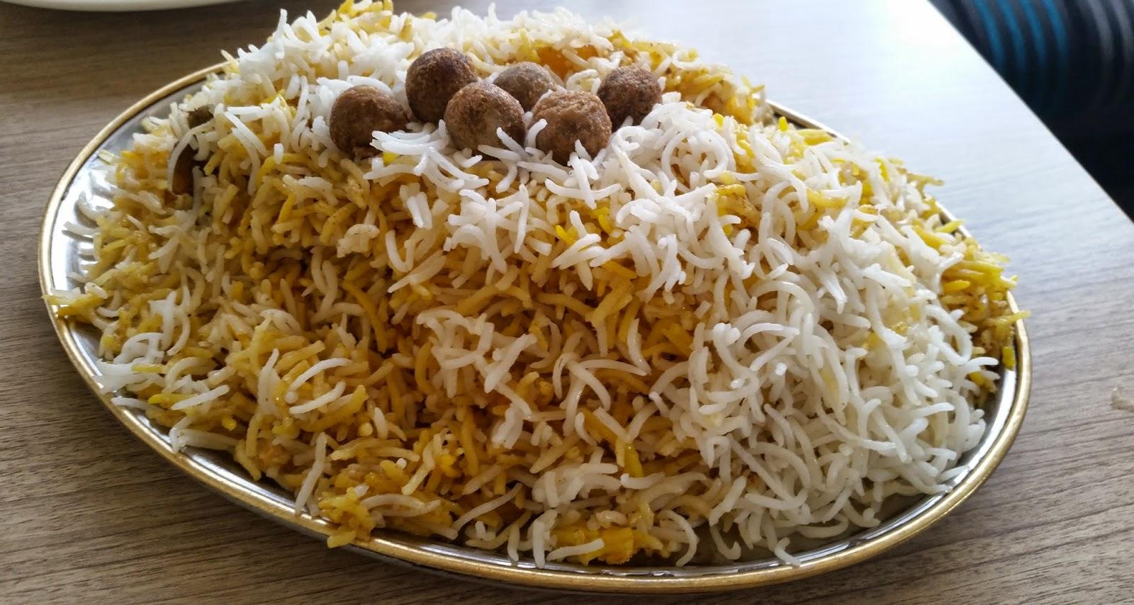 Awadhi Biryani