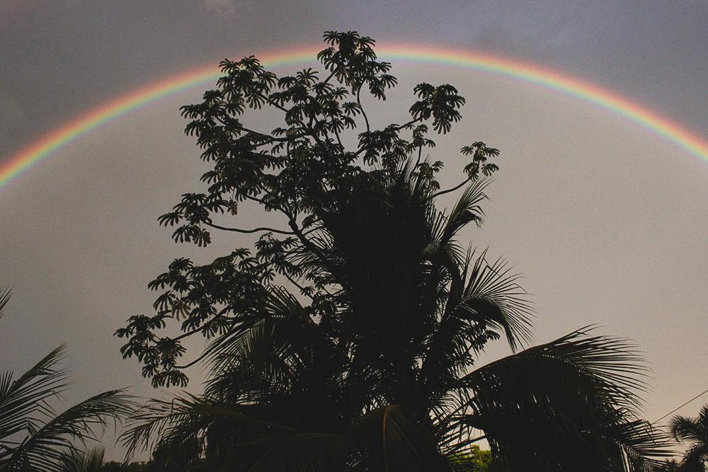 arco-iris completo