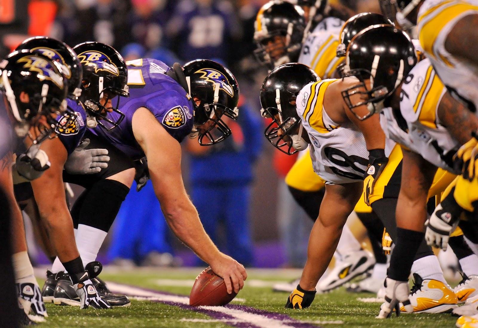 steelers nfl rivalries ravens rivalry vs history sports american polamalu formed yankees