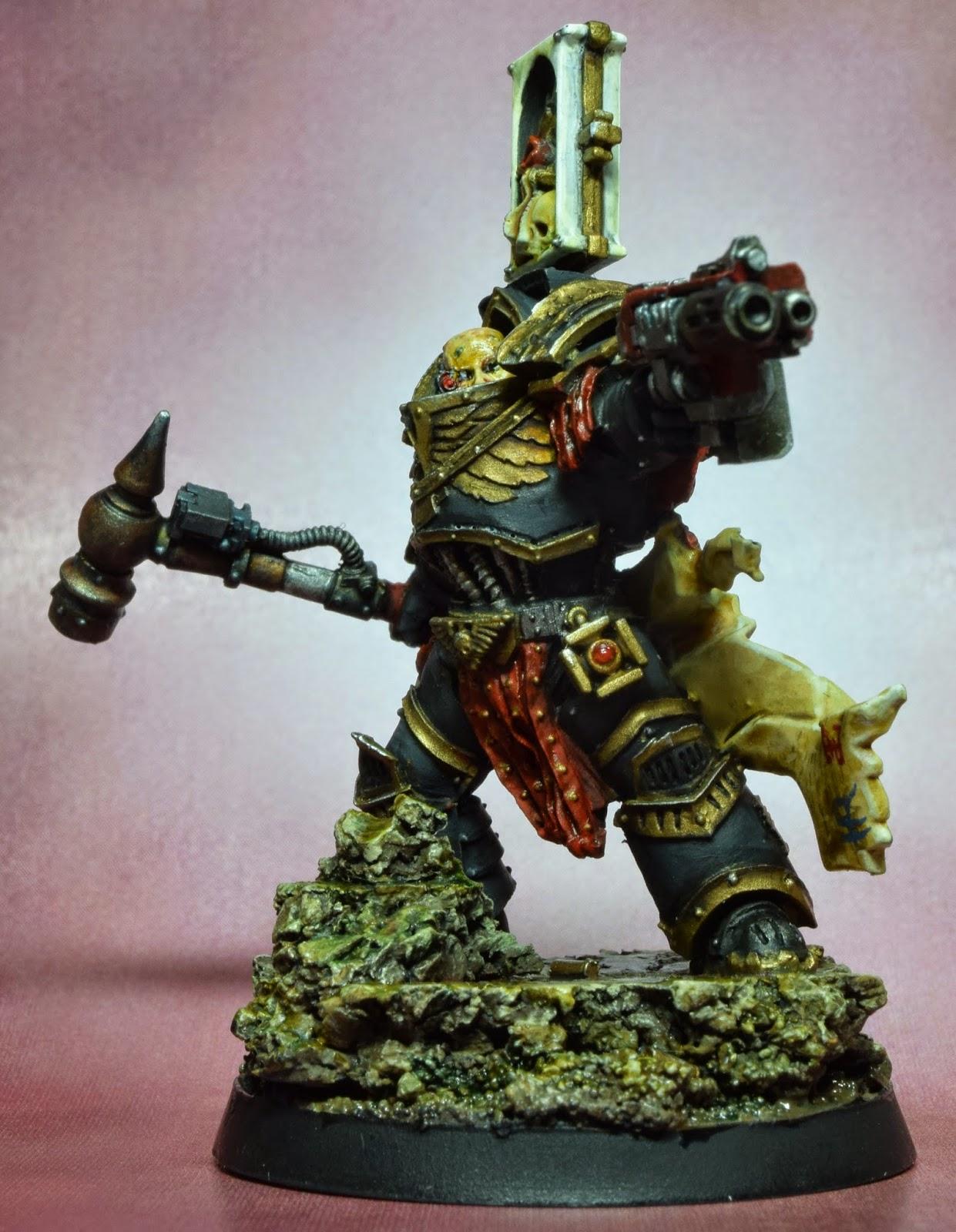 Ordo Malleus Inquisitor
