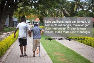 Kata-kata Mutiara Sahabat Sejati
