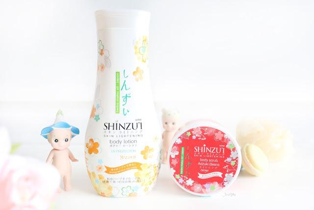 Shinzui Bodylotion Bunga Sakura Untuk Kulit Merona