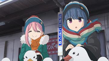 Yuru Camp△ Season 2 Episode 3