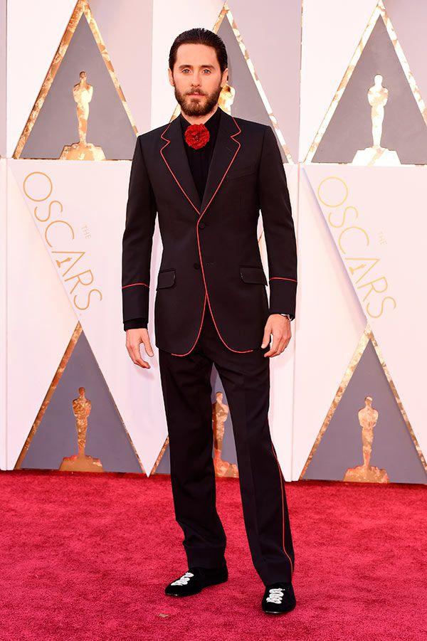 Oscar 2016: confira os looks masculinos que pintaram no red carpet do evento