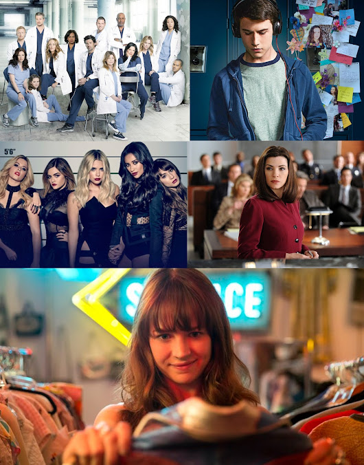 alongcamekathy: TV Shows I'm Loving #4