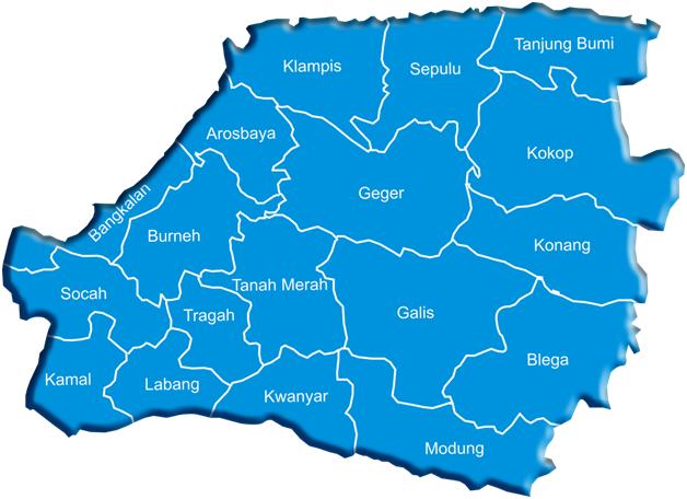 kwanyar: Wilayah Kabupaten Bangkalan