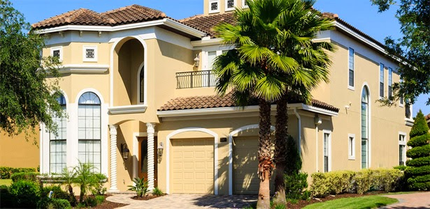 vacation homes in central florida