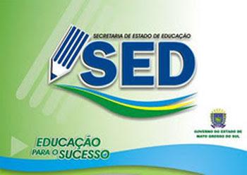 SED-MS educação