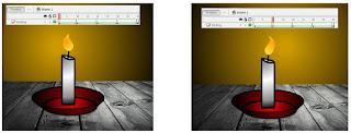 Tutorial Cara Membuat  Animasi Api Lilin Sederhana dengan Macromedia Flash 8