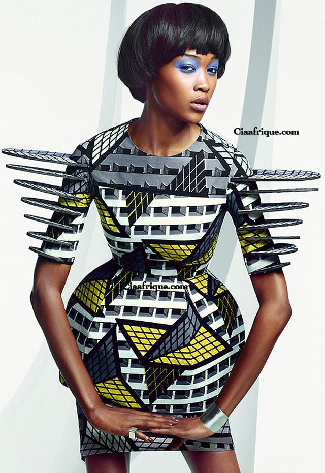 modele pagne  africain vlisco sur ciaafrique