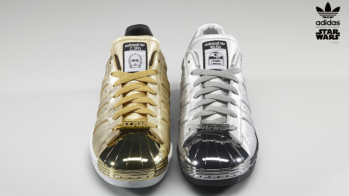 2b16c7741a4c Design your very own Star Wars themed Adidas shoes - TheHive.Asia