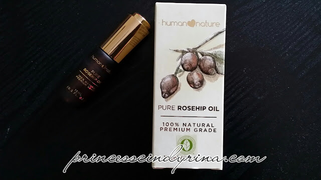rosehip oil and box