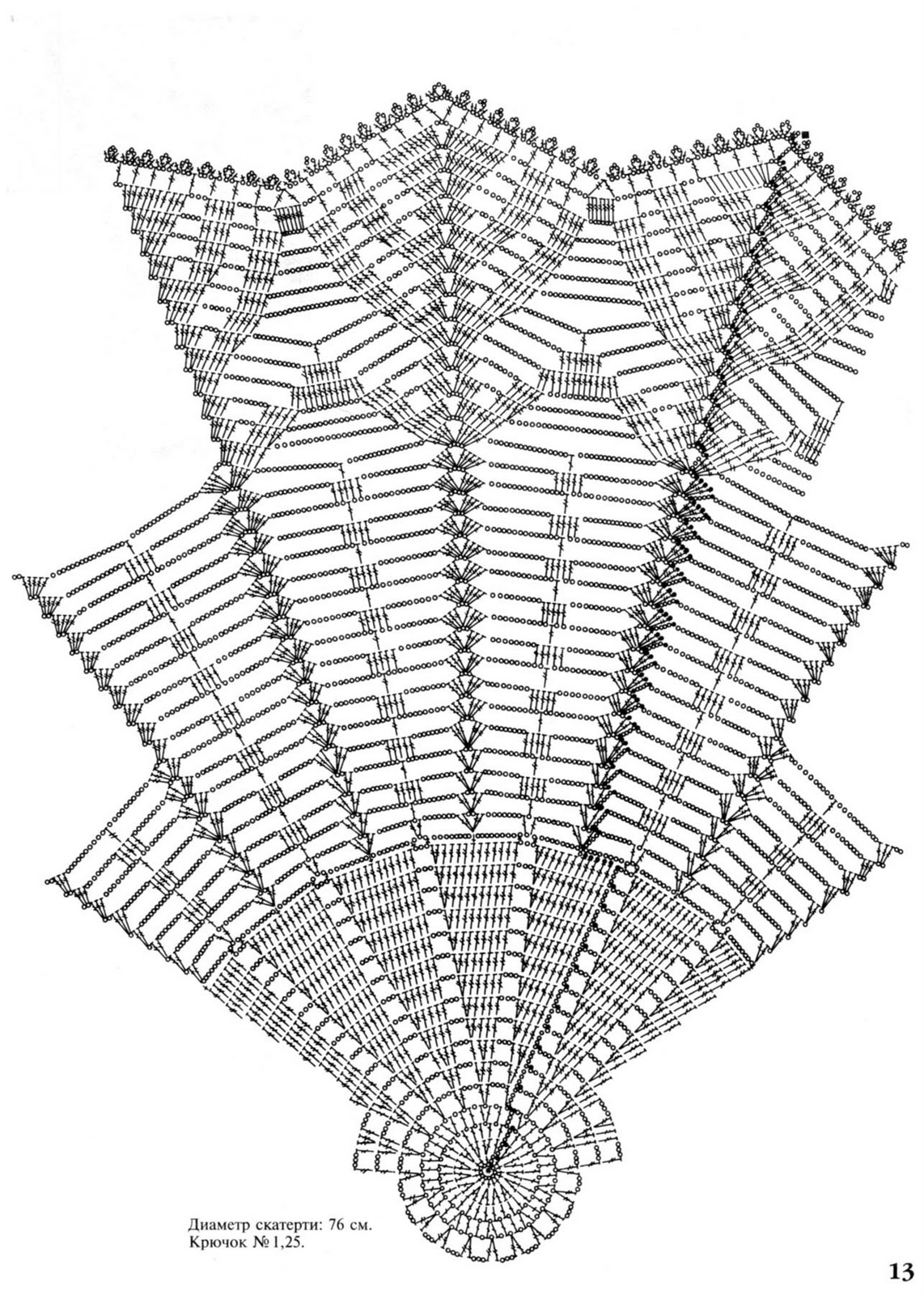 Images About Filet Crochet Charts Diagrams On
