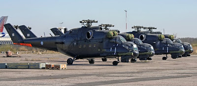 Κύπρος: Καθηλωμένα τα Mil Mi-35U λόγω έλλειψης ανταλλακτικών