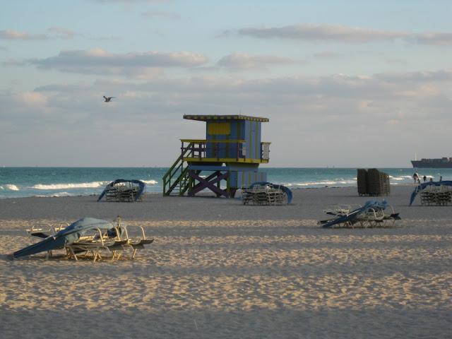 Miami Beach - Strand