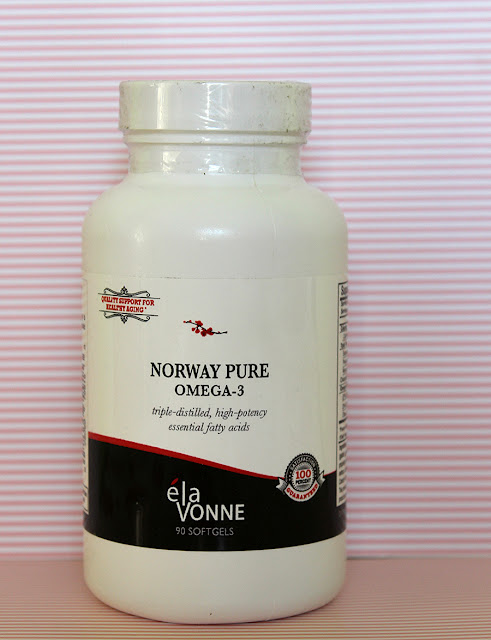Elavonne: Norwegian Pure Omega-3